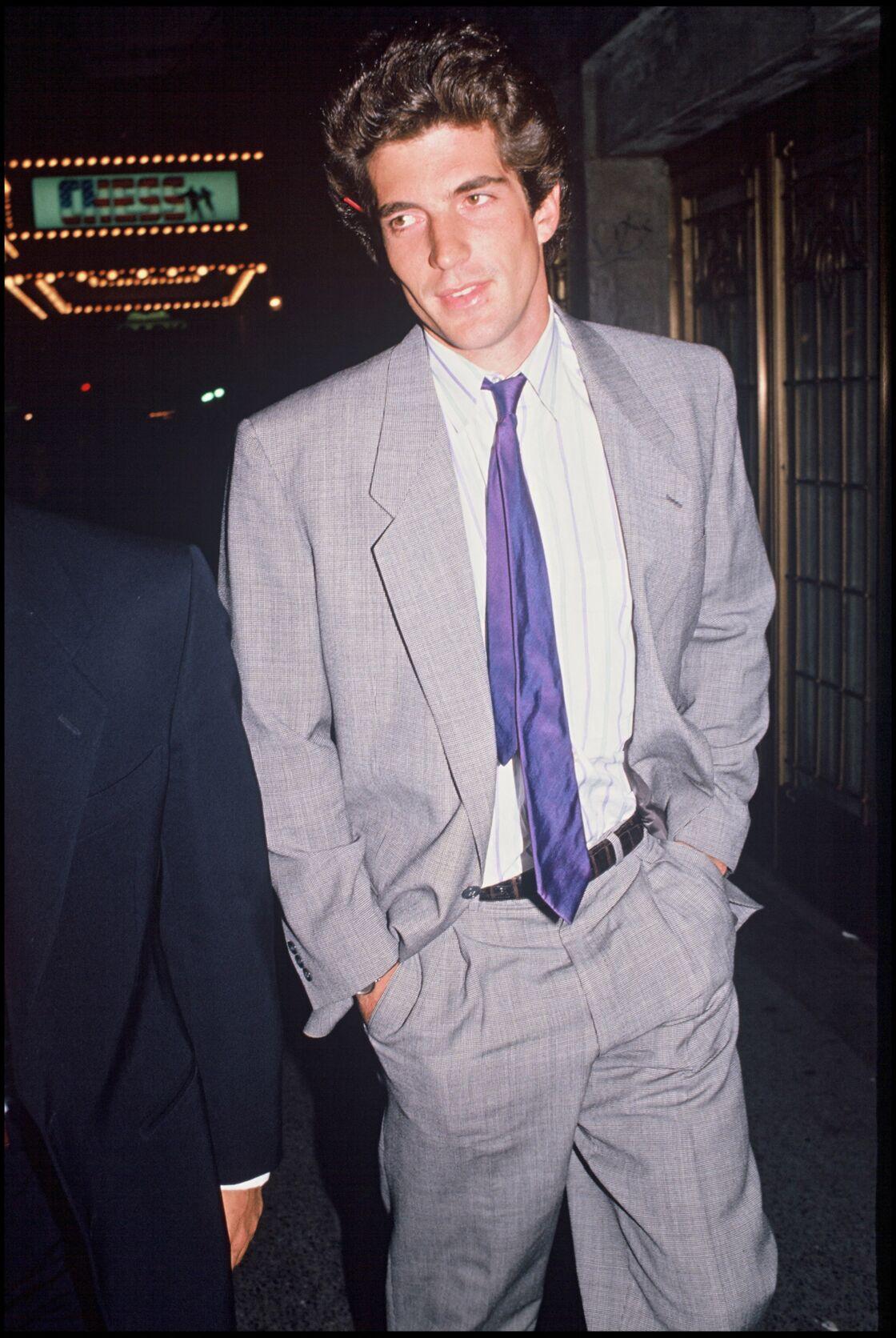 John John Kennedy réussira à passer 1h30 avec Lady Diana