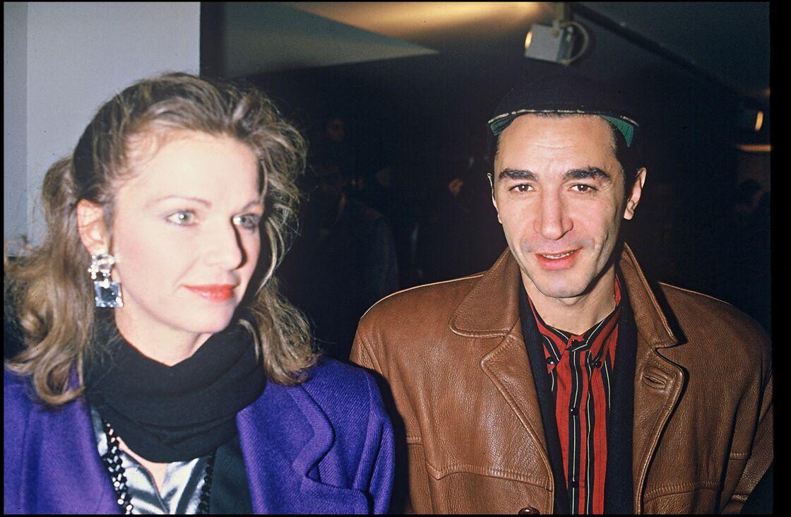 Jeane Manson et Richard Berry (ci-dessus le 19 novembre 1985) ont été mariés pendant deux ans
