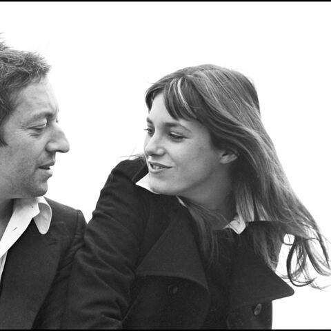PHOTOS – Couple mythique: Jane Birkin et Serge Gainsbourg