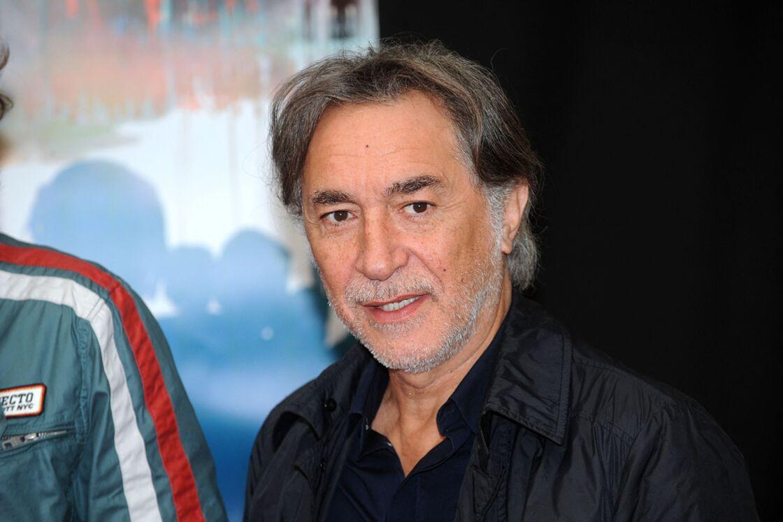 Richard Berry au festival de la Fiction TV de la Rochelle, le 14 septembre 2013.