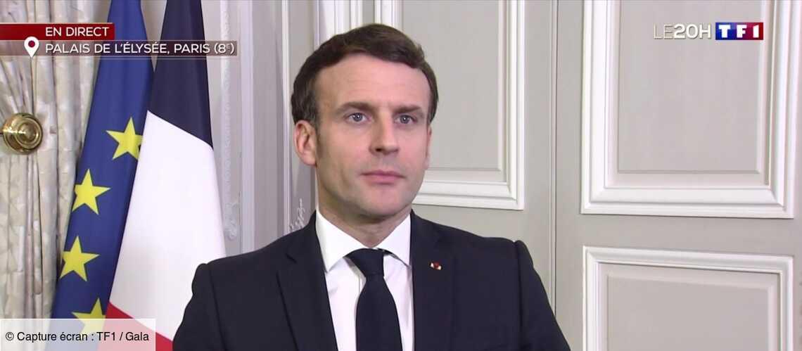 VIDEO – « Une politique à la petite soirée » : Emmanuel Macron pas épargné - Gala