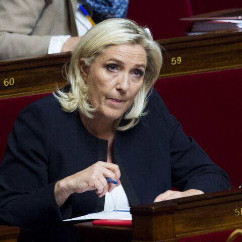 «Le grand méchant flou»: guerre des mots entre Marine Le Pen et Gérald Darmanin