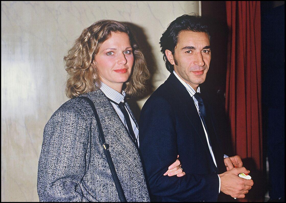 Jeane Manson et Richard Berry en 1984