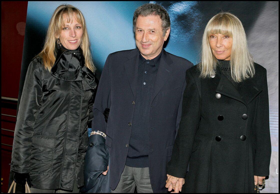 Michel Drucker a toujours été proche de sa belle-fille, Stéfanie Jarre, qu'il a fini par adopter.