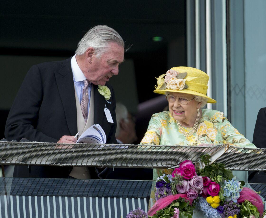 La reine Elizabeth II et Lord Samuel Vestey entretenaient une amitié de longue date