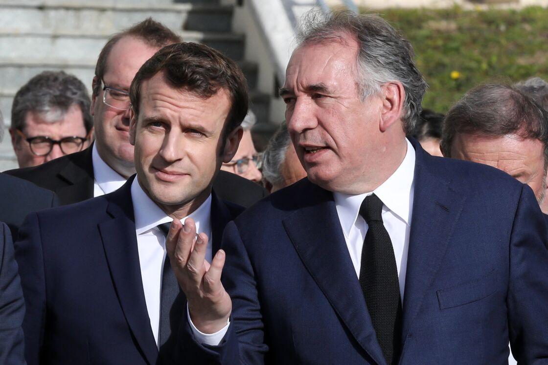 La décision d'Emmanuel Macron soutenue par François Bayrou