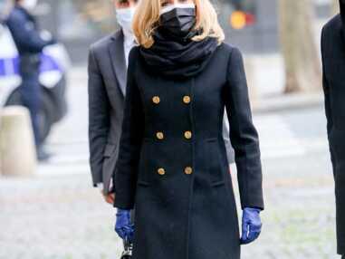 PHOTOS - Brigitte Macron, Roselyne Bachelot rendent un ultime hommage à Robert Hossein