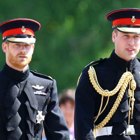 William et Harry n'ont pas encore réglé leurs différends mais… ils sont prêts à les mettre de côté