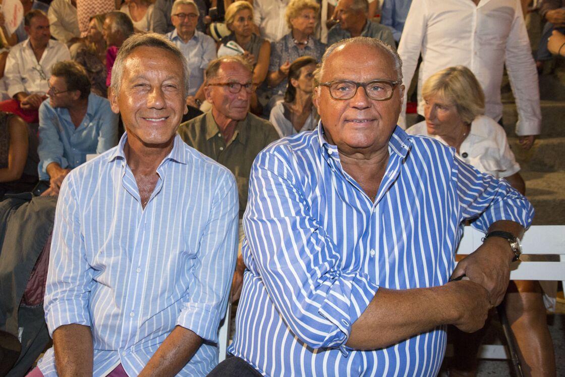 Daniel Moyne et Gérard Louvin sont sous le coup d'une enquête ouverte par le parquet de Paris le 21 janvier 2021