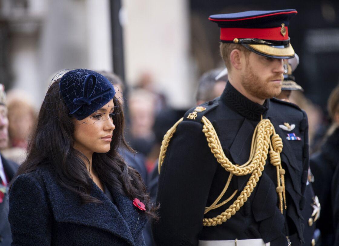 La naissance du fils d'Eugenie d'York va-t-elle permettre au prince Harry et à Meghan Markle de renouer avec la Couronne britannique ?