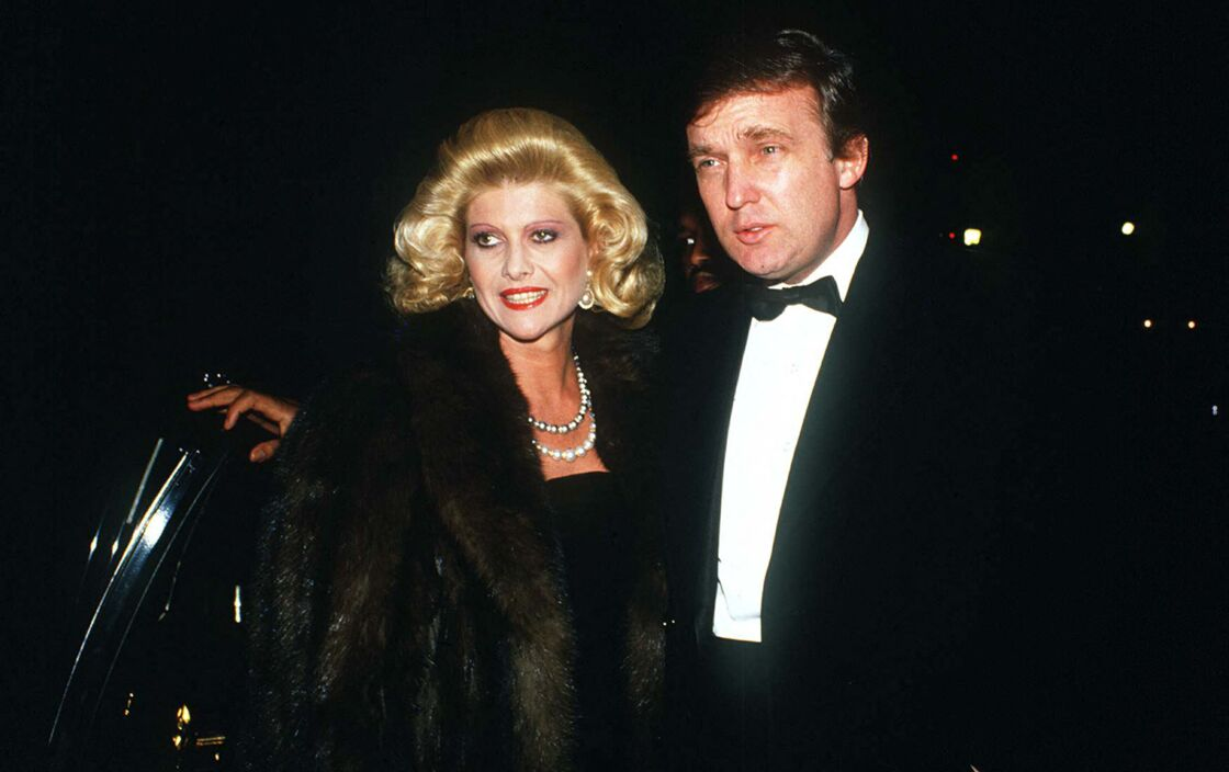 Donald et Ivana Trump ont été mariés pendant 15 ans.