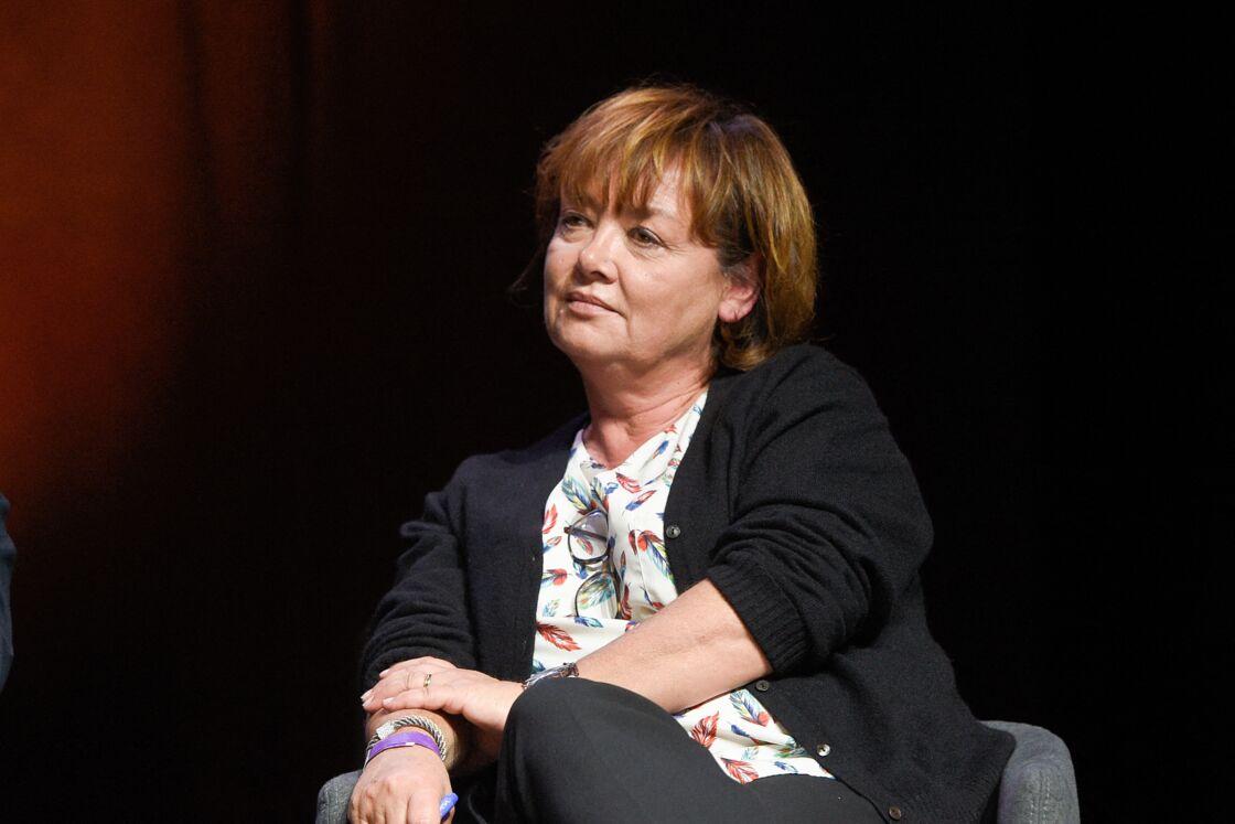 Nathalie Saint-Cricq à Paris en janvier 2018
