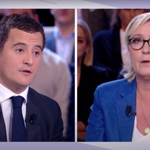 Débat Marine Le Pen/Gérald Darmanin: Nathalie Saint-Cricq raconte l'envers du décor