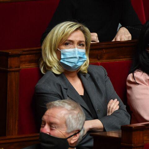«Il n'y a pas que Marine Le Pen dans la vie»: le camp Macron anxieux avant un débat important?