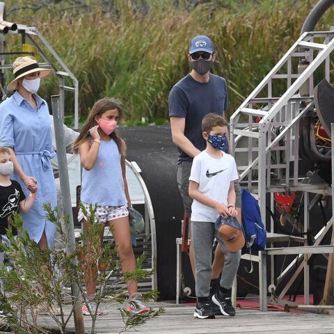 PHOTOS – Ivanka Trump met ses enfants en scène: cette sortie hautement calculée