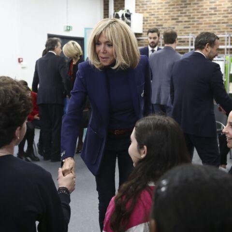 Brigitte Macron «plus cool avec ses élèves qu'avec ses enfants», sa drôle de confidence
