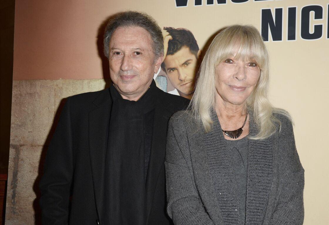 Michel Drucker et son épouse, Dany, le roc de la famille