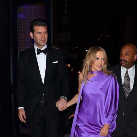Kylie Minogue et Paul Solomons: un mariage top secret… ou presque