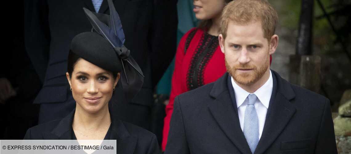Meghan Markle et le prince Harry : cette interview confession qui intimide la monarchie - Gala