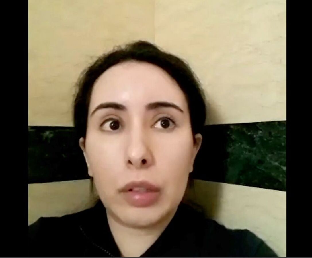 Les vidéos de la princesse Latifa, qui dit être retenue en otage, publiées par la BBC le 16 février 2021