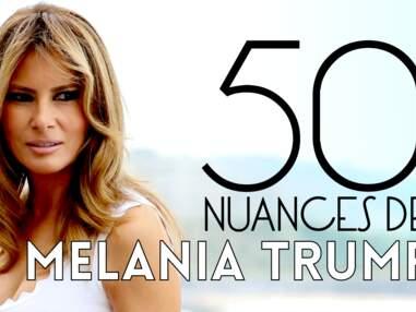 PHOTOS - Cinquante nuances de Melania Trump