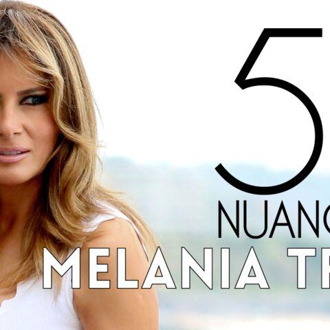 PHOTOS – Melania Trump: 50 nuances de l'ex-First Lady