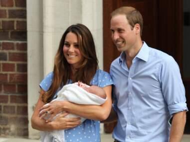 PHOTOS - Découvrez en images les 1er clichés des bébés Windsor