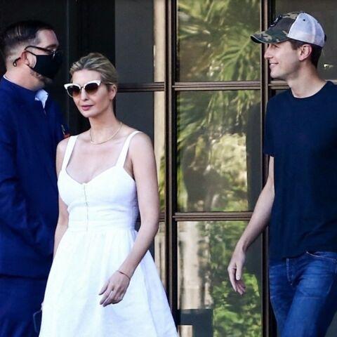 PHOTOS – Ivanka Trump et Jared Kushner: la belle vie en Floride entre siestes et jogging