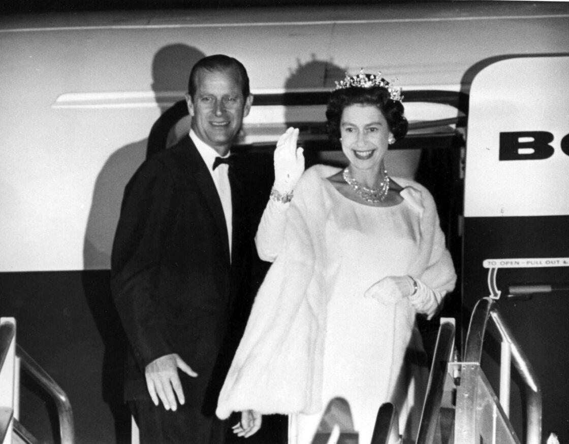 Le prince Philip et Elizabeth II, un couple qui a traversé les années