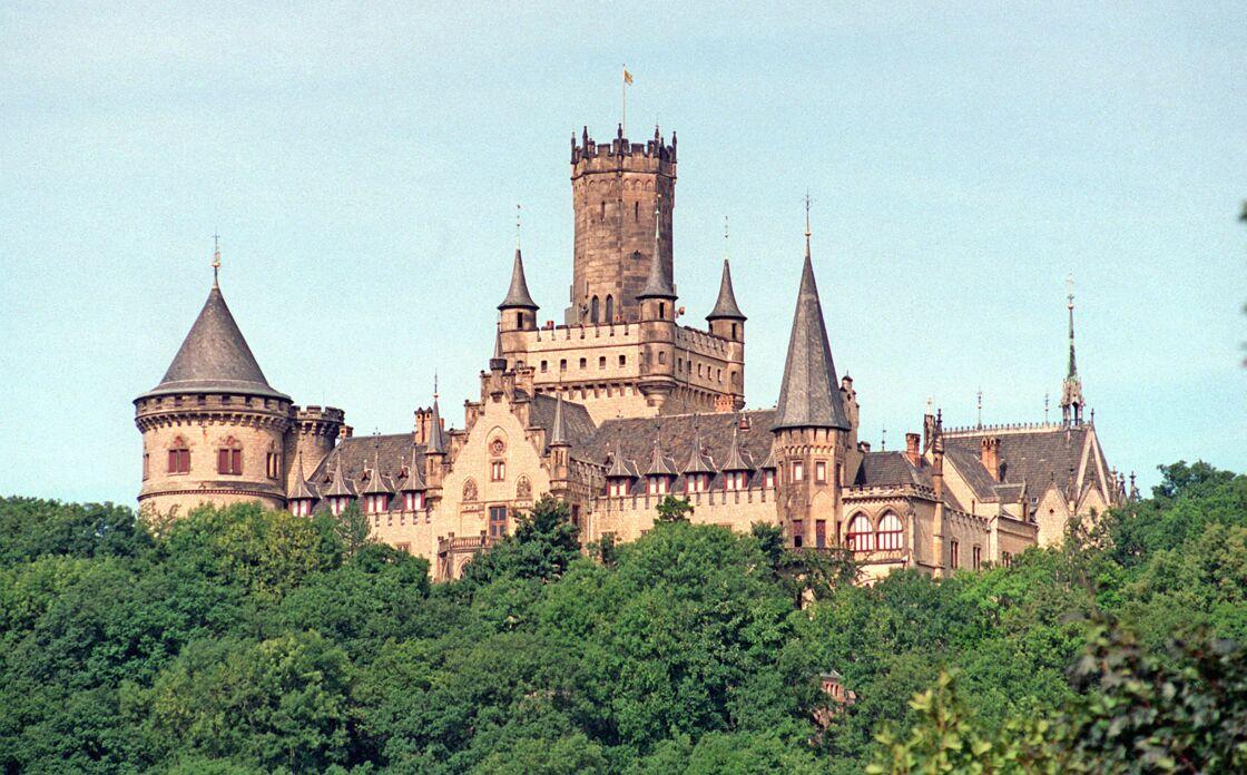 Le château de Marienburg a été légué au prince héritier Ernst August de Hanovre Jr. par son père, il y a quelques années.