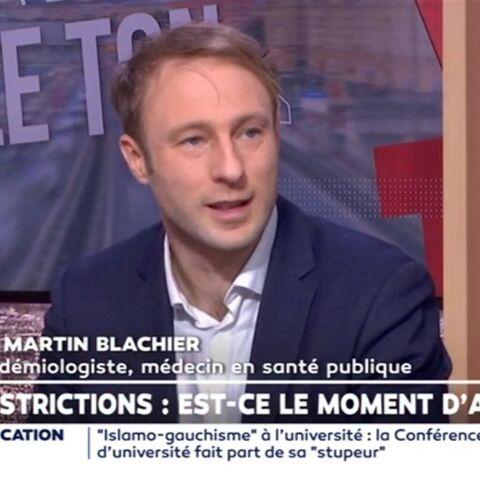 «On oubliera ces histoires»: Martin Blachier optimiste sur un assouplissement du couvre-feu