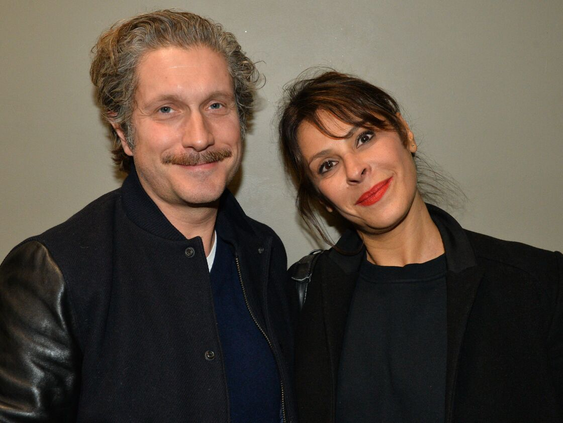 Charlie Dupont et sa compagne Tania Garbarski, en 2018