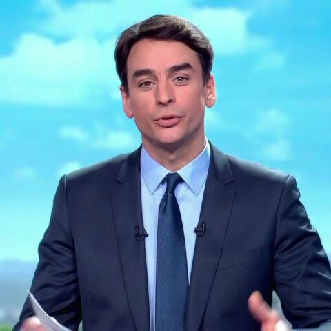 VIDEO – «Bienvenue à nos nouveaux téléspectateurs»: Julian Bugier ironise après le gros bug de TF1