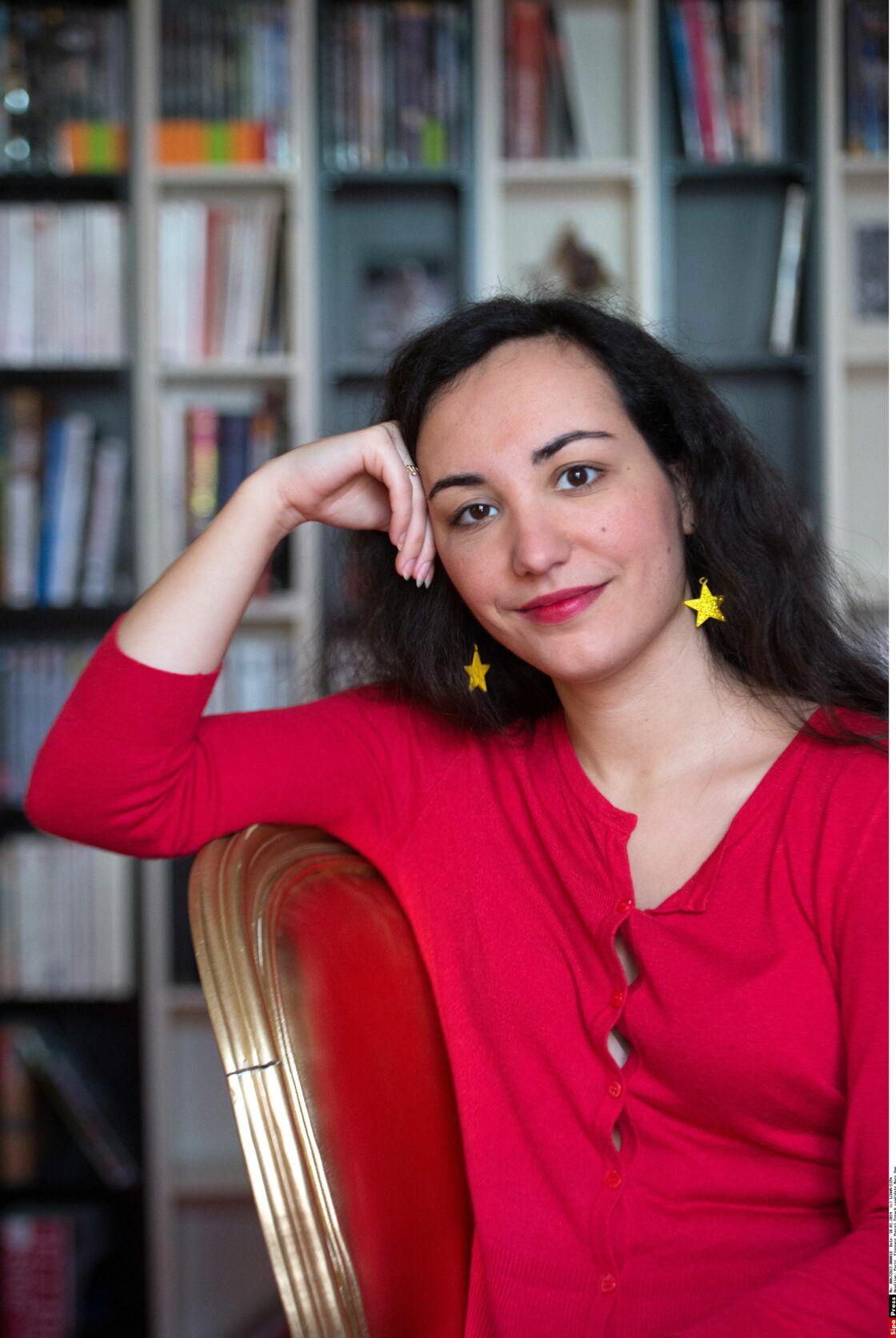 Florence Porcel, en 2013