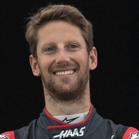 Romain Grosjean: la proposition surprenante de ses enfants après son accident