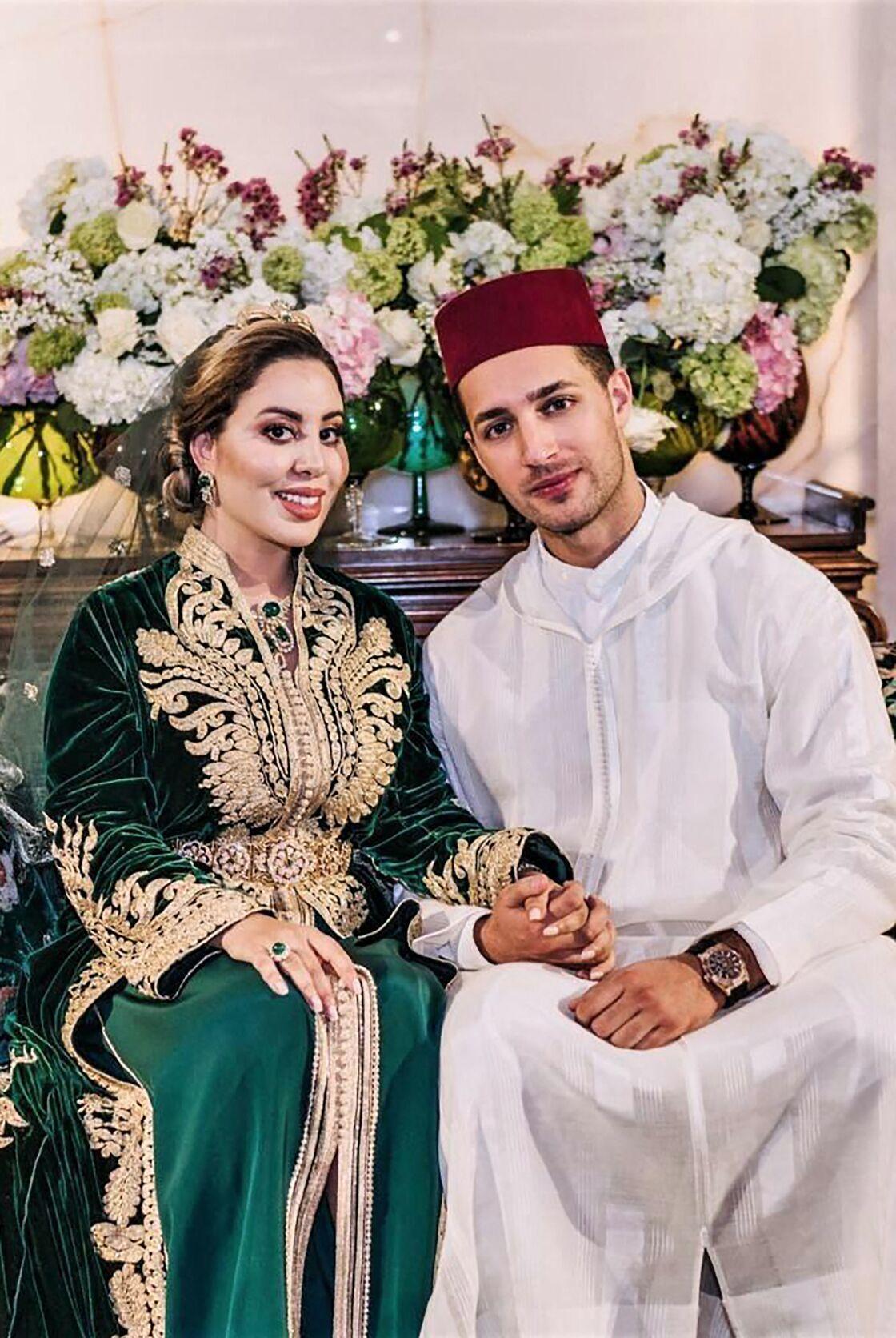 Lalla Nouhaila s'est mariée