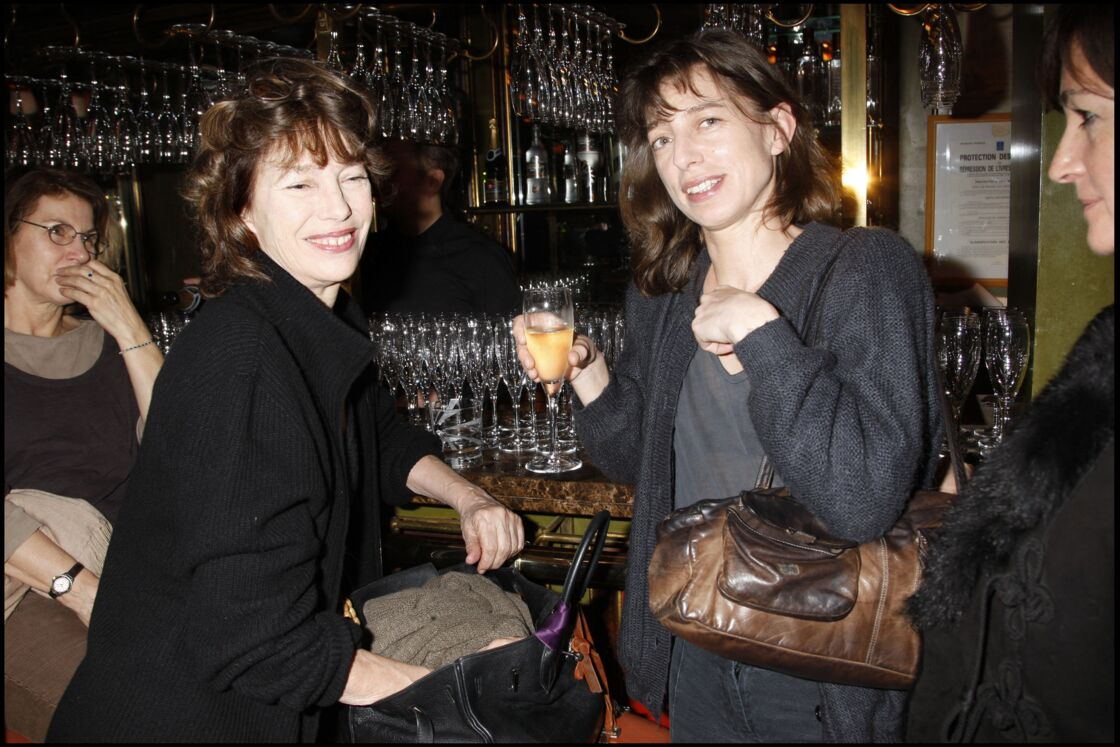 Jane Birkin et sa fille disparue Kate Barry