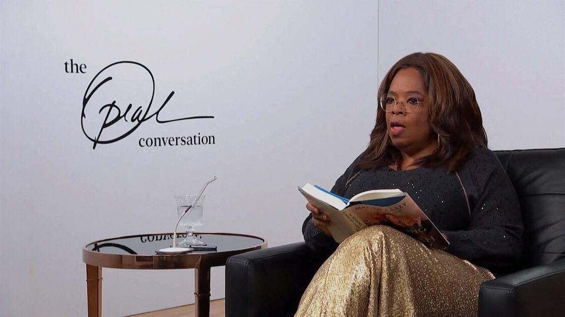 Oprah Winfrey a interviewé Meghan Markle et Harry