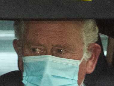 PHOTOS - Le prince Charles a rendu visite à son père, le duc d'Édimbourg, à l'hôpital