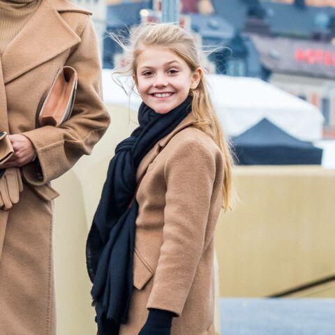 PHOTO – La princesse Estelle de Suède fête ses 9 ans: un portrait officiel dévoilé