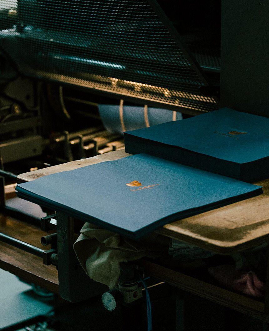 Les boîtes Bobbies Paris sont réalisées uniquement à partir de papiers provenant de forêts.