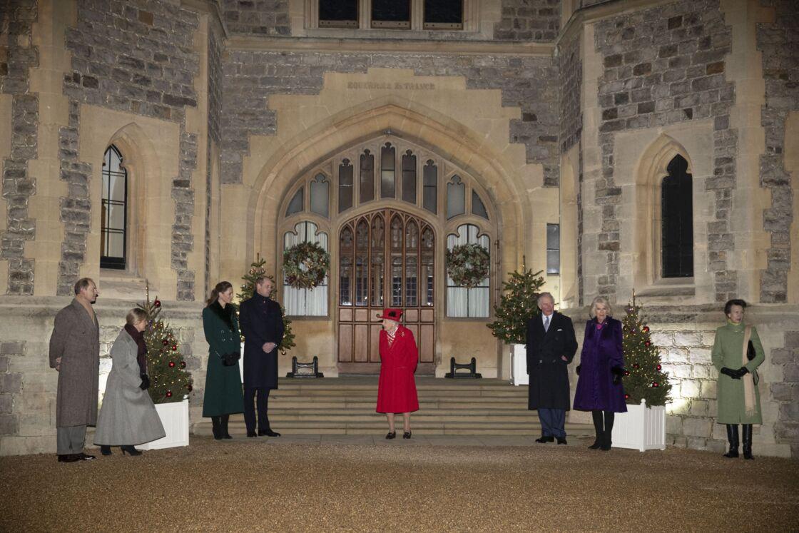 Sa Majesté Elizabeth II et le