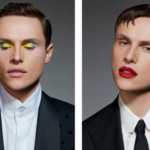 Alexandre Wetter, acteur androgyne: « il faut s'assumer, ainsi le regard de l'autre peut changer et accepter la différence »