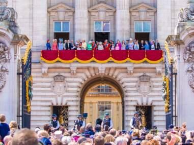 Les lieux de résidence des membres de la famille royale britannique
