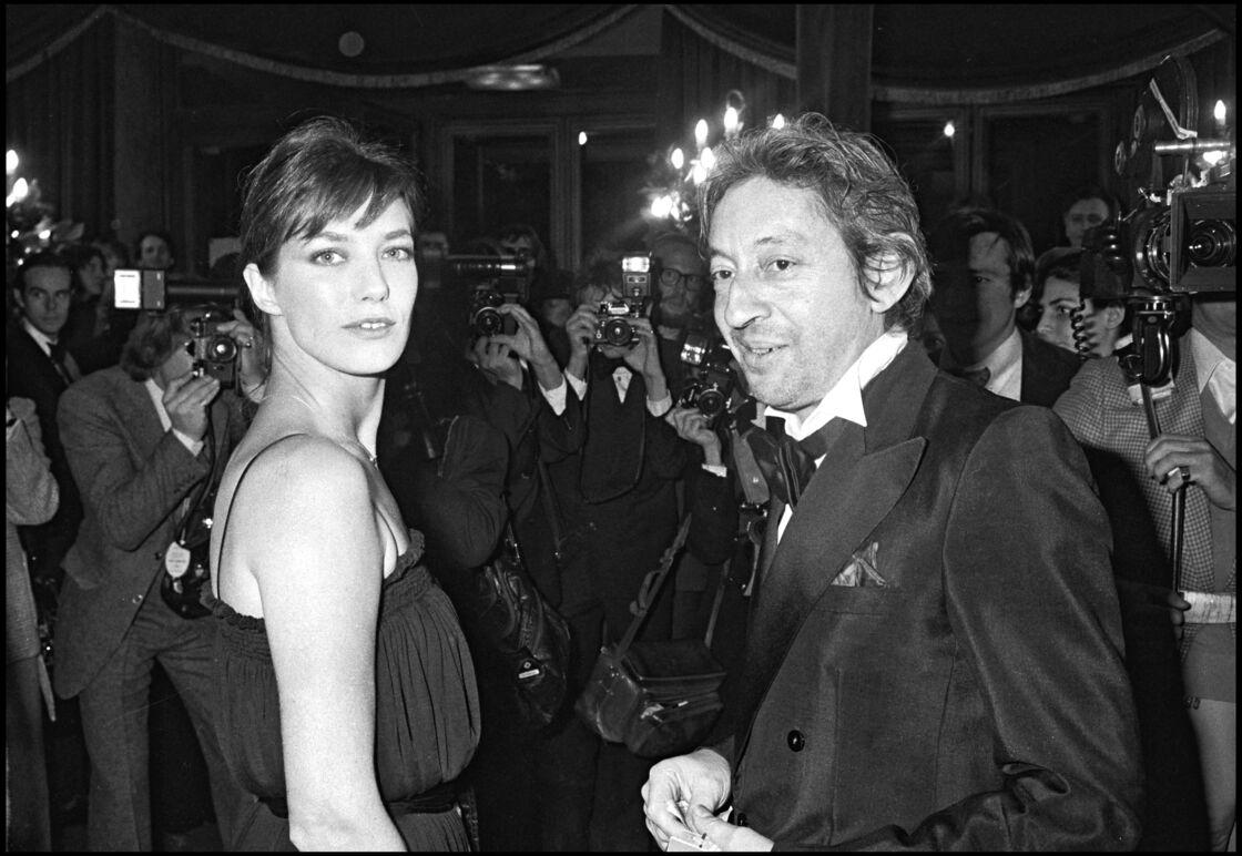 Jane Birkin et Serge Gainsbourg, le 13 octobre 1978.