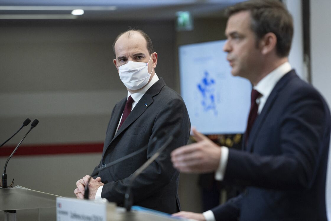 Ce jeudi 25 février, Jean Castex était aux côtés d'Olivier Vérna pour donner une nouvelle conférence de presse au sujet de la situation de l'épidémie de COVID-19 et de la campagne de vaccination en cours.