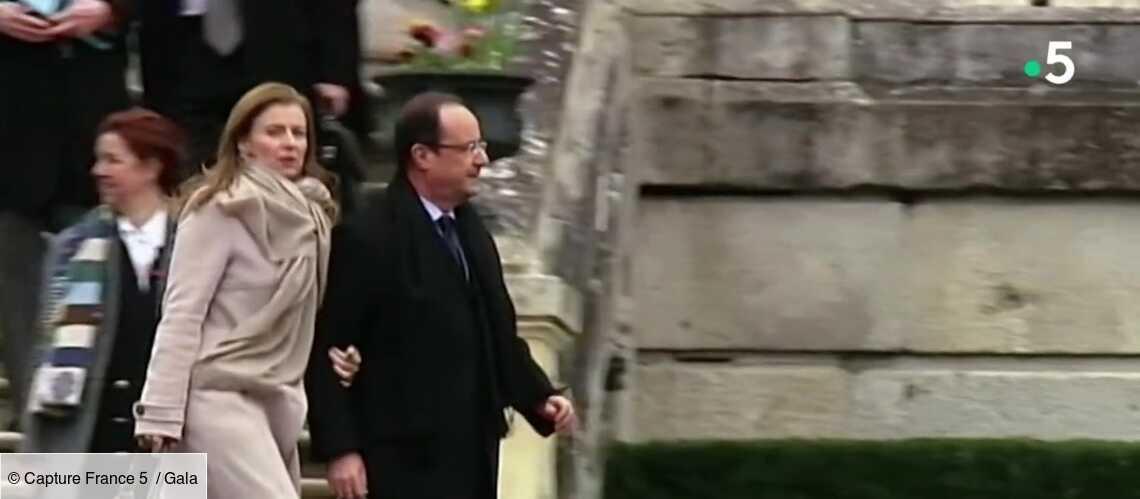 VIDEO – François Hollande et Valérie Trierweiler : qui est le couple d'amis qui a les a aidés à gérer leur rupture? - Gala