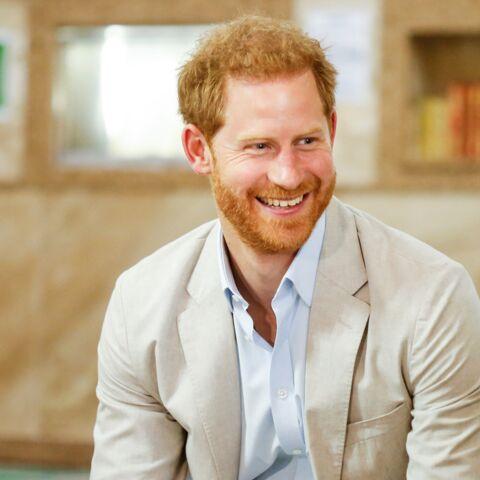 Quand le prince Harry fait une pause pipi… chez le prince de Bel Air