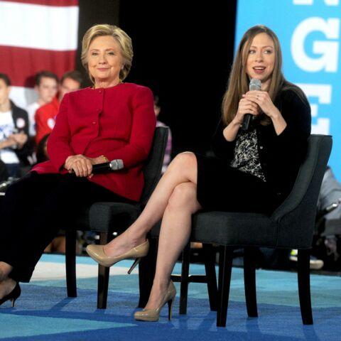 PHOTO – «Fière», Hillary Clinton partage un adorable cliché pour les 41 ans de sa fille Chelsea