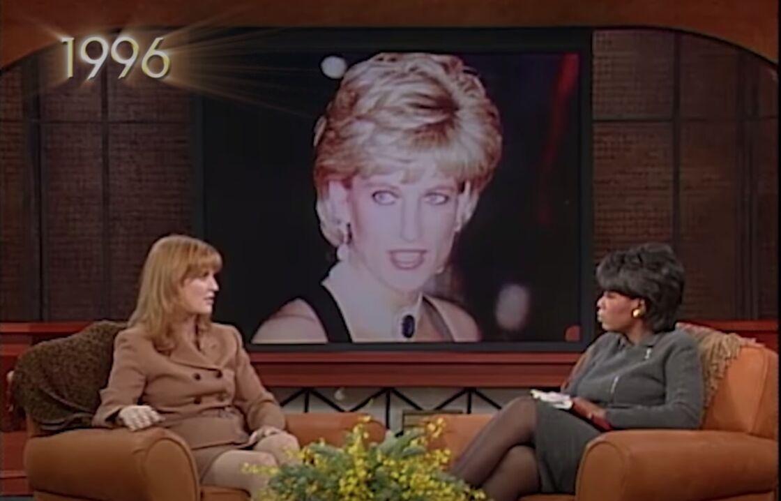 Sarah Ferguson face à Oprah Winfrey en 1996